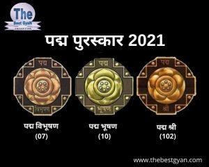 Padma Award 2021 (Full List 2021)